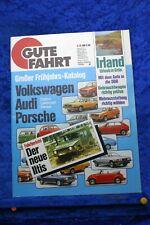 Gute Fahrt 3/78 VW Iltis Katalog Volkswagen Audi Porsche