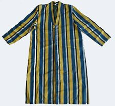 Silk National Bekasam Traditional Uzbek Robe Dress Chapan Coat Sale Was $170.00