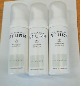 Dr Barbara Sturm Foaming Face/Facial CLEANSER Cleansing Wash 50ml X 3 so 150ml