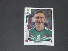 76 LAYUN CLUB AMERICA MEXIQUE MEXICO PANINI FOOTBALL FIFA WORLD CUP 2014 BRASIL