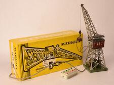 Marklin HO Gru con comando a distanza e magnete articolo 7051 con scatola