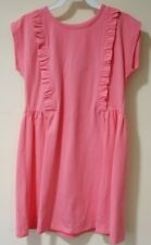 NWT Hanna Andersson Pink Apron Dress Size 140 / 10