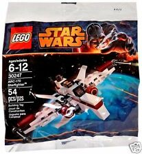 LEGO Star Wars Republik ARC Jäger NEU 2014 30247 Sonderset