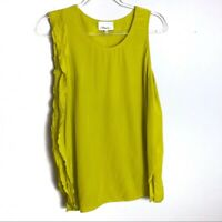 3.1 Phillip Lim Womens 100% Silk Top Blouse Size 10