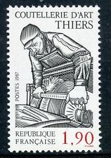 STAMP / TIMBRE FRANCE NEUF ** N° 2467 METIER COUTELLERIE THIERS