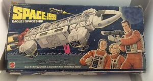 VINTAGE  SPACE 1999 Eagle 1 Space Ship -  - 1976 MATTEL