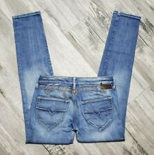 c1432e5e Diesel Clush Jeans Women's size 29x32 Slim Fit Stretch Embroidered