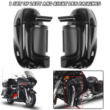 Lower Vented Leg Fairing For Harley Touring Road King Electra Street Glide 83-13