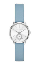 """Reloj para mujeres Michael Kors MK2733 Azul Display"""" 28mm Correa de Cuero artículo"""""""