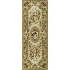 Safavieh Chelsea Rooster Taupe Wool Runner 2' 6 x 10'