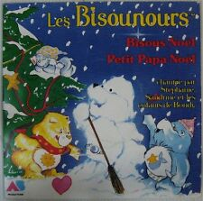 Bisounours 45 tours Noël 1986