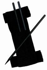 Ninja Throwing Quills Spikes Throwers Knife Darts 3 Pcs Set Shinobi Throwing