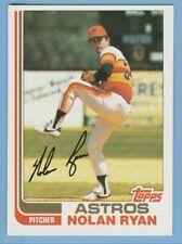 Nolan Ryan 1982 Topps #90 Houston Astros
