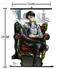 HOT Anime Attack on Titan  Wall Poster Scroll Home Decor Cosplay 675