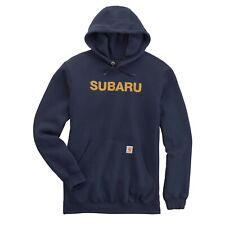 Subaru Logo Carhartt Midweight Hoodie Forester Impreza WRX STI SWEATSHIRT