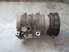 FORD TERRITORY 4.0 LITRE AIR CONDITIONING COMPRESSOR