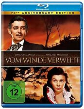 Vom Winde verweht - Clark Gable - Vivien Leigh # Blu-ray Disc - OVP - NEU