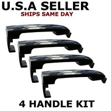 FITS: Hyundai SONATA 2005-2010 Outside Door Handle 82651-3K000 - 4 HANDLE KIT