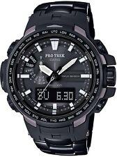 CASIO watches PROTREK Triple Sensor Ver.3 equipped PRW-6100YT-1JF Men's F/S