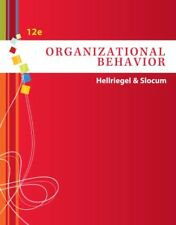 Organizational Behavior (with Bind-In Competency Test Web Site Printed Access Ca