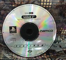 Play Station 1 Spiel PS1 Tekken 2  Spiel