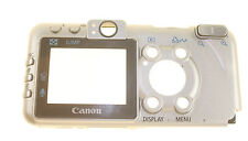 CANON POWERSHOT S60 REAR COVER UNIT WITH TFT WINDOW