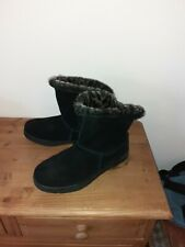 Skechers Size 8 Fur Lined Ankle Boots