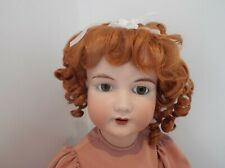 18 INCH CARROT SHADE WIG SHOULDER LENGTH CURLY  1032 ELSIE