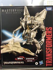 Hasbro Masterpiece Movie (MPM) MPM-10 Starscream