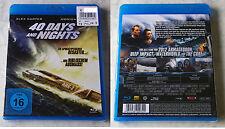 40 DAYS AND NIGHTS Ein Apokalyptisches Desaster .. Blu-Ray OVP/NEU
