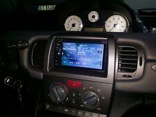 "AUTORADIO LANCIA Y YPSILON NAVIGATORE GPS 6.2""HD DVD USB SD LOGHI AUX MAPPE DAB"