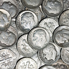 SILVER ON SALE!!!! - Lot Old US Junk Silver Coins 1/2 Pound LB 8 OUNCES OZ HALF