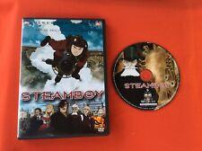 STEAMBOY DIRECTOR'S CUT DIRECTOR AKIRA DVD VIDEO PAL FILM VO FRENCH VERSION
