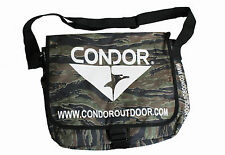 Condor Tactical Messenger Bag - Tigerstripe - New