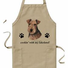 Lakeland Terrier Cookin' Apron
