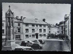Cornwall LAUNCESTON White Hart Hotel c1950s RP Postcard by Trusted Houses