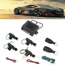 Remote Auto Car Control Keyless Entry System Central Door Lock Unlock Anti-theft
