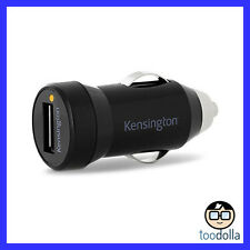 KENSINGTON PowerBolt 1.0 Fast Charge, Car Charger & Lightning Cable, iPhone/iPod