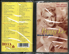 Black Coffee and Other Delights: The Decca Anthology by Peggy Lee(2CASSETTE)NEW