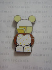 AUTHENTIC Disney Vinylmation Pin Jr #5 This And That BREAD & BUTTER REAL