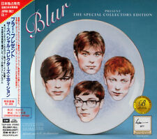 BLUR Present The Special Collectors Edition JAPAN ONLY CD OBI TOCP-8395 B-Sides