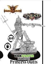 Infamy Wrath Of Kings  Dark Age Miniatures Kickstarter Exclusive Princess Outis