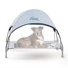 K&H Pet Products Dog Cot Canopy For Bed Portable Outdoor Pet Tent House
