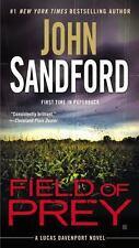 FIELD OF PREY (A Lucas Davenport Novel) by John Sandford ~ PB