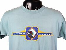 VTG 90s BODY GLOVE Surf T-SHIRT Large Short Sleeve Made In USA! Surfing Wet Suit