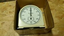 More details for smiths timer s.t.1 by english clock systems london original box vintage vgc
