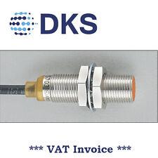Ifm IFS709 Inductive Capteur M12 Dc Pnp / Npn No 4mm Câble 2m 000257