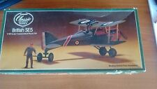 """Lindberg Classic Replica Series 1:48 Scale """"British SE5"""" -BOXED/COMPLETE"""