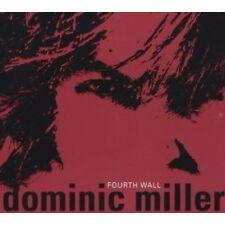 "DOMINIC MILLER ""FOURTH WALL""  CD ------10 TRACKS------ NEU"