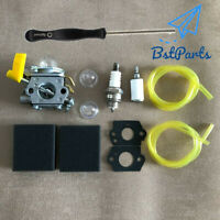 Carburetor For Homelite Ryobi PLT3043YE Trimmers RUIXING Quick-Start Carburettor